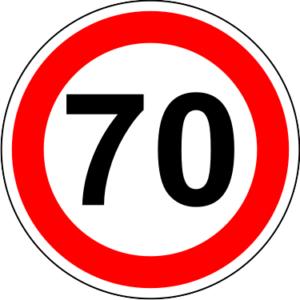 Ограничесние скорости