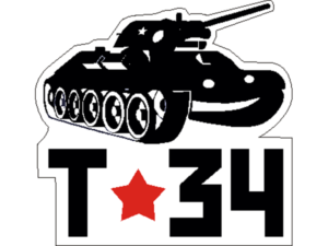 т-34 макет
