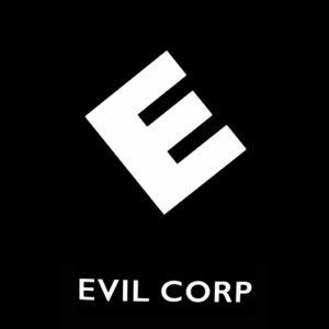 Наклейка Evil Corp