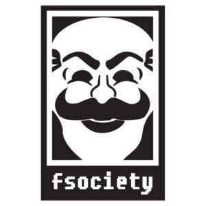 Автостикер FSociety