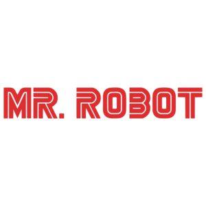 Наклейка Mr. Robot