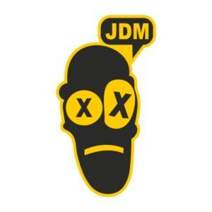 Автостикер JDM