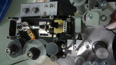 Этикетировочные аппараты компании Элессар 1 макет