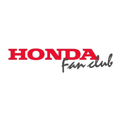 Наклейка Honda fan-club. Купить в Интренет-магазине ColorChita.ru