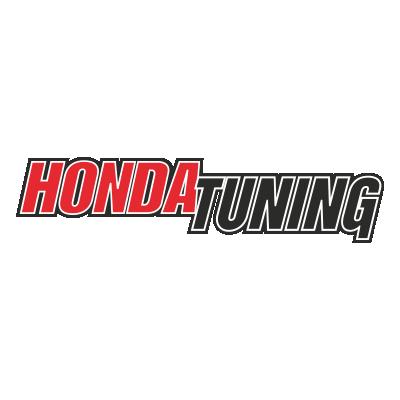 Наклейка Honda tuning. Купить в Интренет-магазине ColorChita.ru