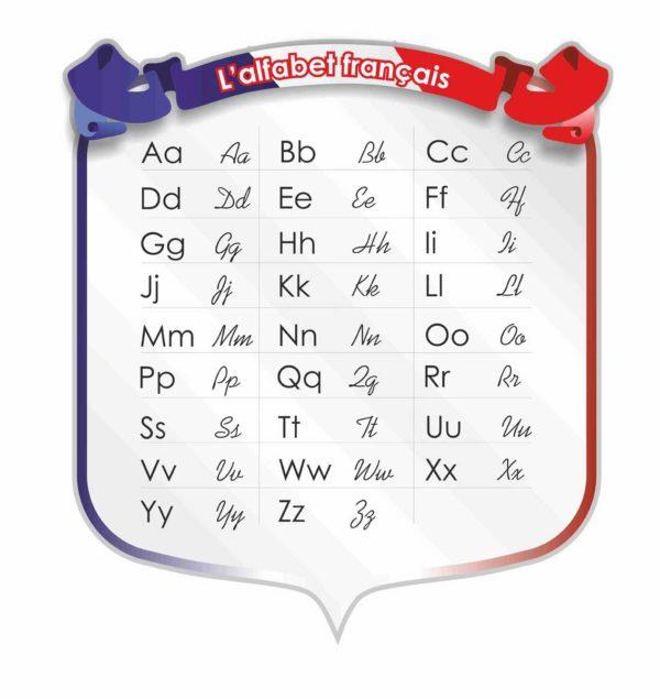 Стенд для кабинета иностранного языка №10 1 макет