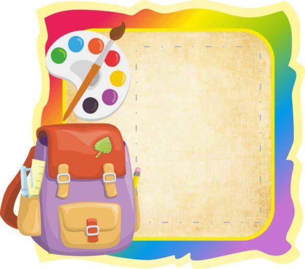 Стенд по искусству и творчеству №75 1 макет