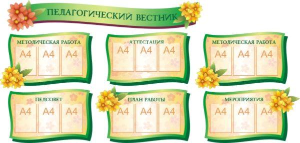 Стенд специалистов №19 1 макет